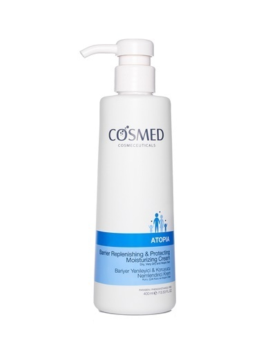 Cosmed COSMED Atopia Barrier Replenishing Cream 400 ml Renksiz